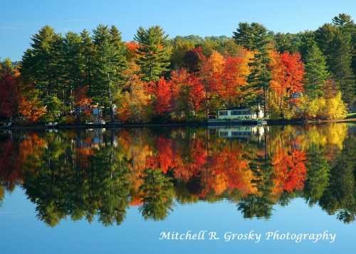Autumn in Keene, New Hampshire
