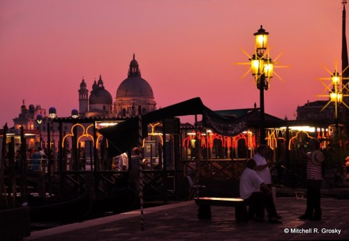 Santa Maria Della Salute n Venice