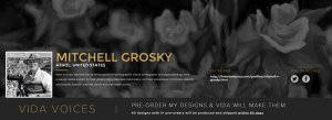 Vida Header for Grosky